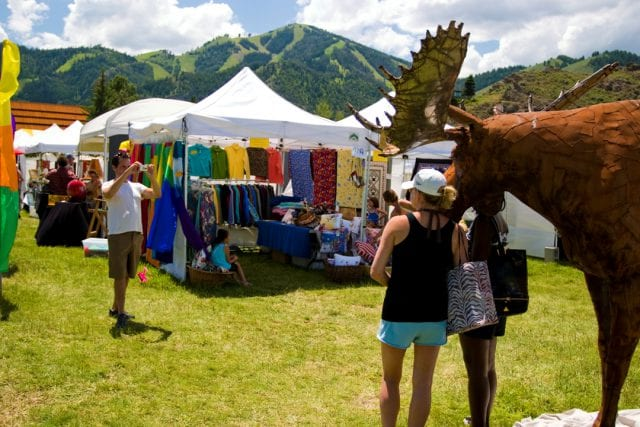 Ketchum Arts Festival @ Festival Meadows | Sun Valley | Idaho | United States