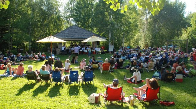 Jazz in the Park @ Rotary Park