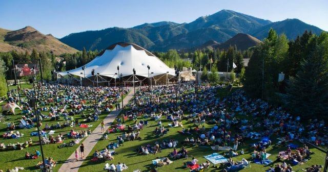 Sun Valley Music Festival: Re-imagined 2020 Summer Season @ Sun Valley Pavilion