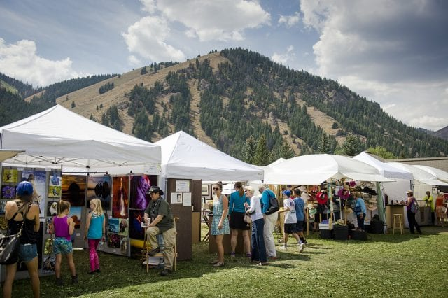 Sun Valley Arts & Crafts Festival @ Atkinson Park