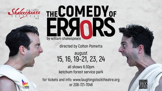 Comedy of Errors | Shakespeare in the Park @ Forest Service Park