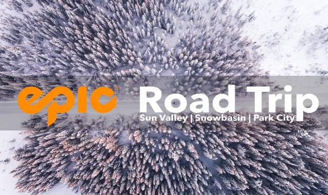 Epic Pass Road Trip - Sun Valley, Snowbasin & Park City