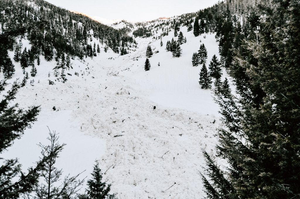 Sawooth Avalanche Center - Sun Valley Avalanche Obeservation