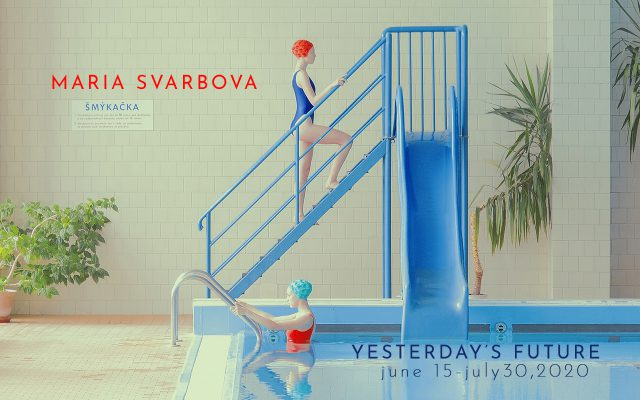 Yesterday's Future - Photographs by Maria Svarbova @ Gilman Contemporary | Sun Valley | Idaho | United States