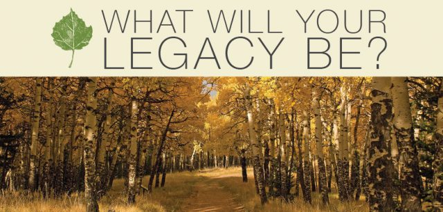 Virtual Seminar: What Will Your Legacy Be? Smart Planning Strategies in Light of Recent Legislation @ St. Luke's Wood River Foundation (ZOOM Link) | Ketchum | Idaho | United States